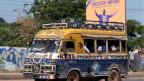 Guinée-Sénégal: frontière ouverte