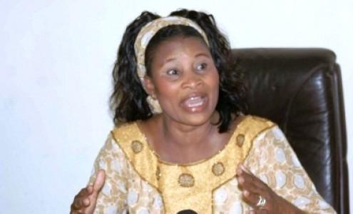 Locales-Podor : Aissata Tall Sall n'a pas peur de Racine Sy