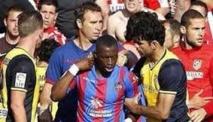 Victime de cris racistes ce dimanche:  Kouli Diop soutenu par l'UEFA et la FIFA
