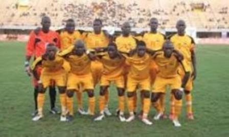 Guinée-Bissau : Campagne de collecte de fonds pour l'équipe nationale de football