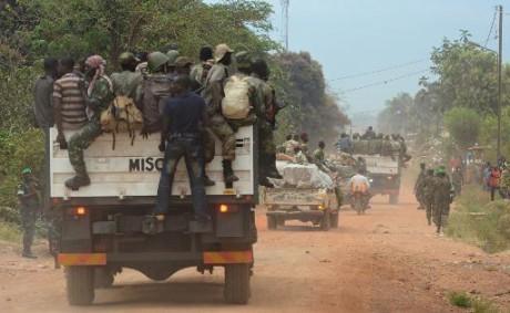 Centrafrique: 13 morts dans des affrontements entre groupes armés