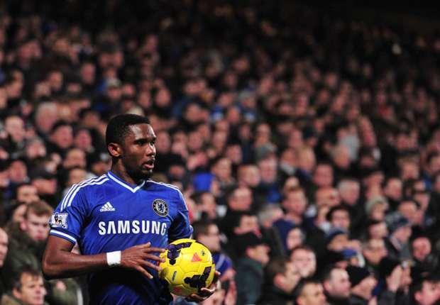 Chelsea : Mourinho ne veut plus d'Eto'o