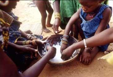 « Il n'y a pas de famine dans le monde rural », le gouvernement