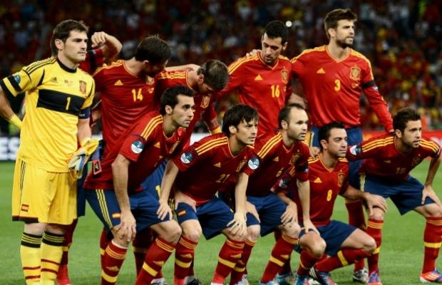 Les 30 Espagnols présélectionnés avec Diégo Costa !