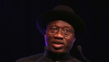 Le président nigérian Goodluck Jonathan REUTERS/ Daniel Munoz
