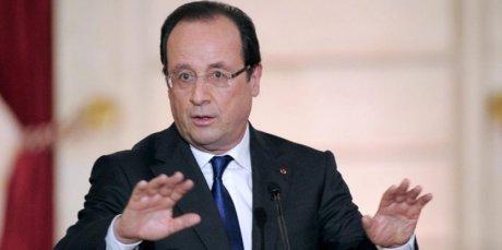 """François Hollande : """"On ne réparera jamais l'esclavage"""""""