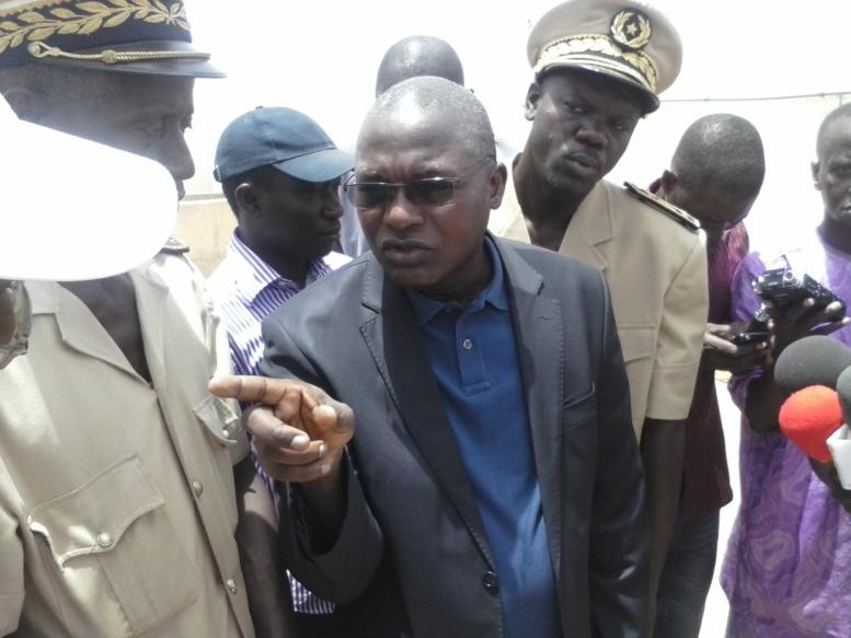 AIBD : 72 % des travaux bouclés, Oumar Gueye annonce le premier vol en juillet 2015