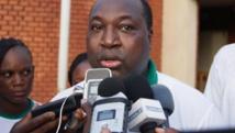 Zéphirin Diabré, président de l'UPC, l'Union pour le progrès et le changement au Burkina Faso et chef de file de l'opposition.
