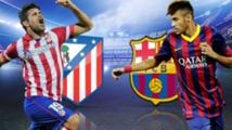 Espagne-Liga : Barça-Atletico, le match de la saison !