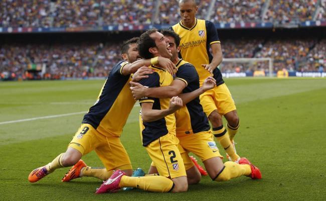 Espagne – Liga : L'Atlético champion !