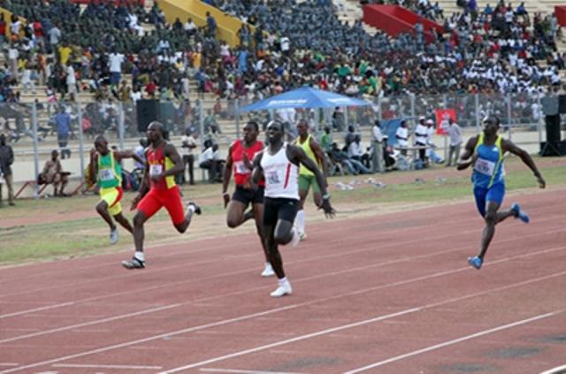 ATHELETISME : le meeting de Dakar reporté pour indisponibilité du stade Léopold Sédar Senghor