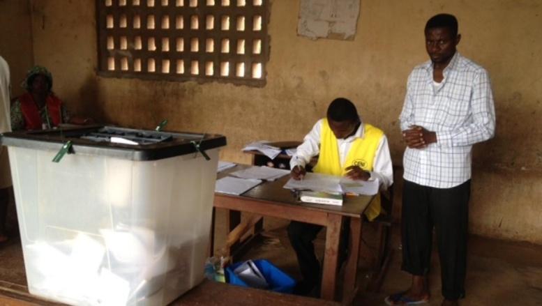 La prochaine élection présidentielle aura lieu en 2015 au Togo. Dans cette optique, l'opposition togolaise a souhaité initier un nouveau dialogue politique. RFI/O.Rogez