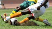 Le Soudan du Sud a été battu 5-0 pour son baptême du feu en Coupe d'Afrique des nations de football
