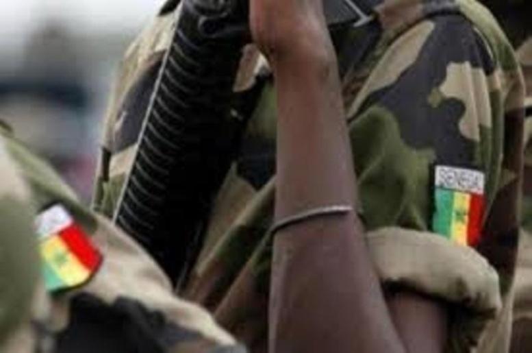 Huit (8) soldats sénégalais blessés à Kidal