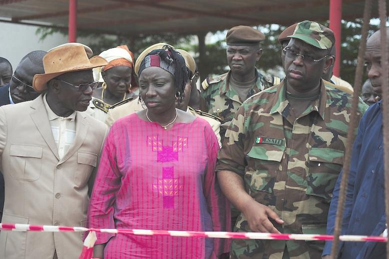 Le Sénégal sous Mame Mindis depuis deux ans : Rien, rien qu'une inflation de la communication