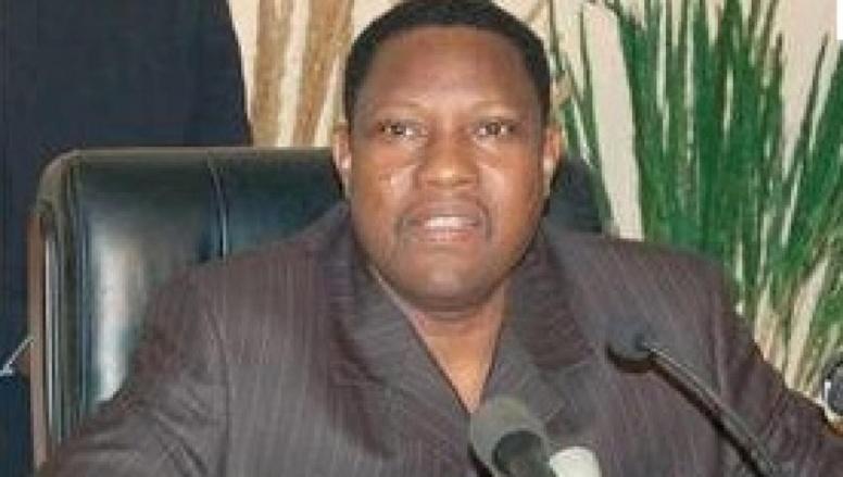 Hama Amadou président de l'Assemblée nationale du Niger.