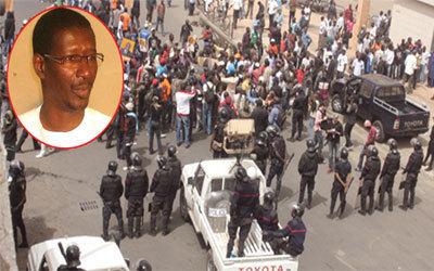 Violence à l'Ucad : Mary Teuw Niane accuse Me Wade « faiseurs de troubles »