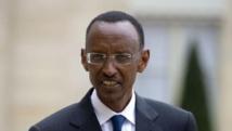 Paul Kagame, président du Rwanda. DR