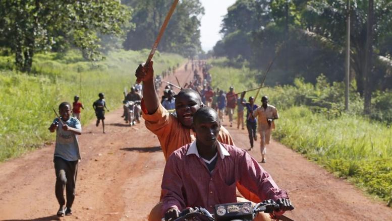 A Bambari, le vendredi 23 mai, les forces françaises de Sangaris ont été prises à partie par des partisans de la Seleka.