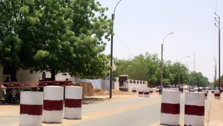 Rue de Niamey, Niger. AFP PHOTO / BOUREIMA HAMA
