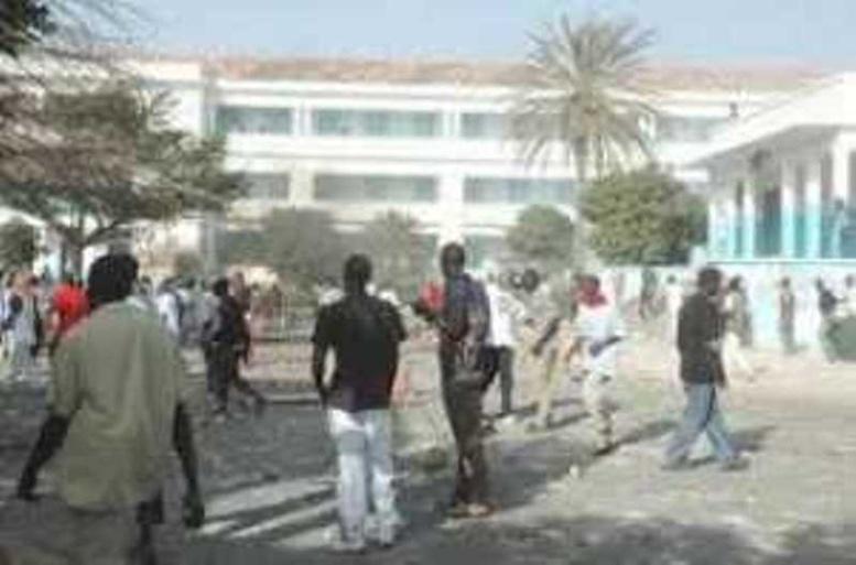 Violences universitaires: le procès des 22 étudiants s'ouvre ce mardi