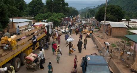 Cette partition qui guette la Centrafrique