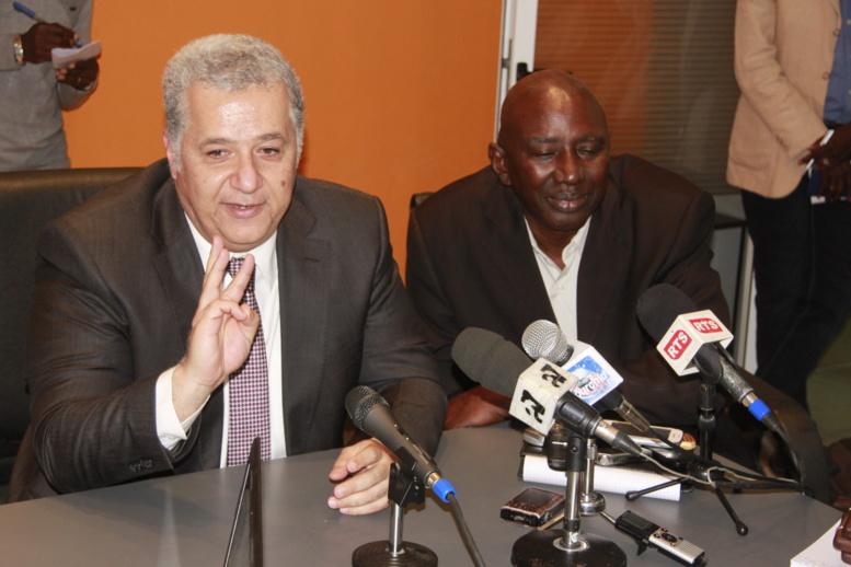 PSE: Mahammadou Dionne rencontre le DG de Microsoft comme partenaire technique