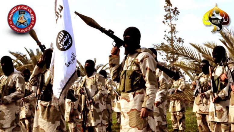 Combattants du groupe Ansar al-Charia RFI/David Thomson