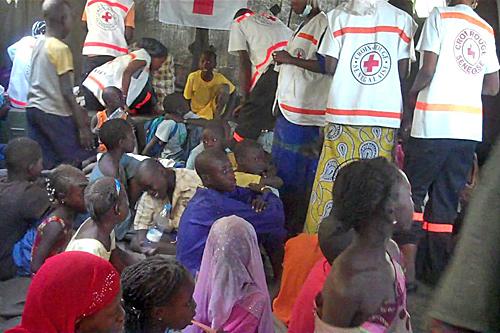 Exercice sur la préparation et la réponse face aux catastrophes : le Sénégal à l'épreuve