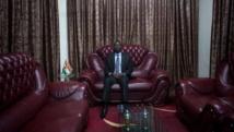 Le ministre de l'Intérieur Marou Amadou. REUTERS/Joe Penney