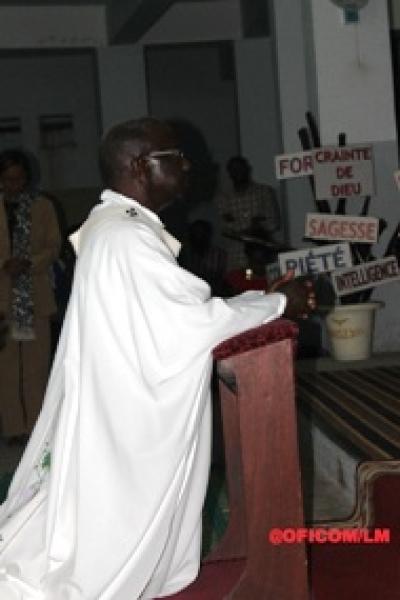 L'intention de prière que le Cardinal Sarr propose pour le mois de juin