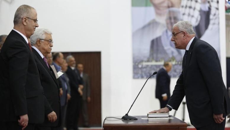 Territoires palestiniens: le nouveau gouvernement d'union a prêté serment