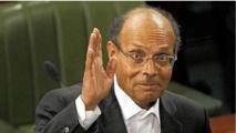 Moncef Marzouki, ancien militant des droits de l'homme et opposant à l'ex-homme fort tunisien Ben Ali, est souvent tourné en dérision pour son refus du porter la cravate ou ses réactions parfois impulsives.