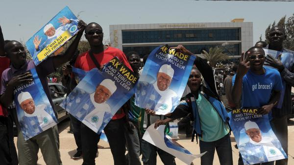 Abdoulaye Wade de retour en France pour une dizaine de jours