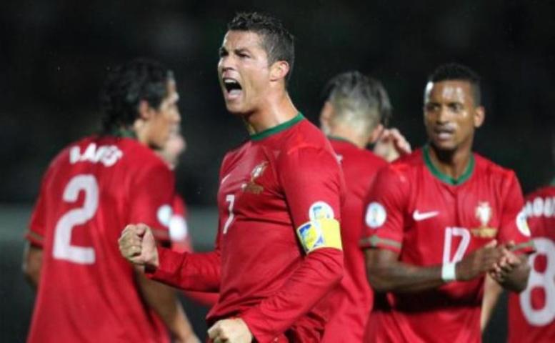 Mondial 2014-Portugal: «Cristiano va bien, il est tranquille, les choses vont dans le bon sens», Nani