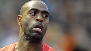 Athlétisme : Tyson Gay reviendra sur 100 m à Lausanne après sa suspension