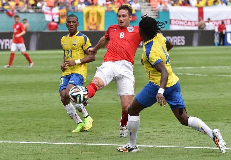 Mondial/Préparation: L'Angleterre souffre face à l'Equateur (2-2)