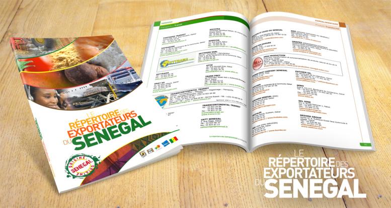 1er Edition « Répertoire des Exportateurs du Sénégal », la vitrine des entreprises