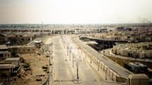 Une vue aérienne la ville de Syrte, le 7 octobre 2011 en Libye. John Cantlie/Getty Images
