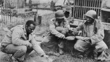 Les Afro-Américains, antihéros de la Libération
