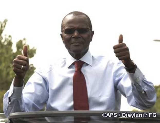 Congrès du Ps :Ousmane Tanor Dieng au Sommet du Ps appelle à l'unité