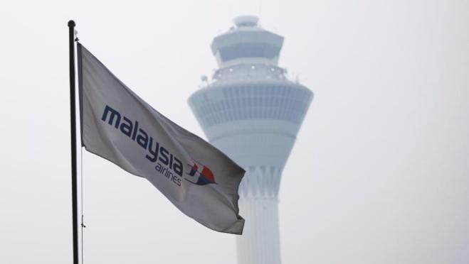 Le vol MH370 de Malaysia Airlines a disparu au large du Vietnam dans la nuit du 7 au 8 mars 2014. REUTERS/Samsul Said