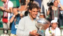 Rafael Nadal a remporté son 9e titre à Roland-Garros, ce dimanche 8 juin, face au Serbe Novak Djokovic. Pierre René-Worms pour RFI.