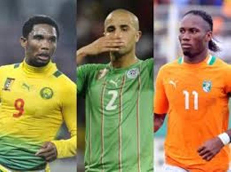 Coupe du monde : Savez-vous combien de nationaux sont parmi les 115 mondialistes Africains ?