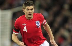 CDM- Angleterre : « Captain Gerrard » blessé à l'entraînement