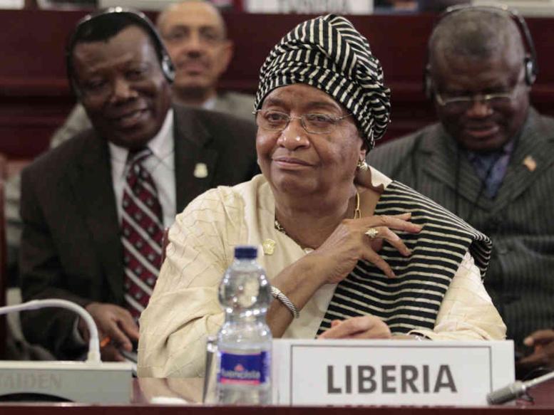 Relevé par le PNUD, Ellen Johnson Sirleaf et son gouvernement violent les textes et maintiennent Assefa Shifa?