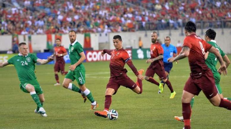 Amical : le Portugal cartonne l'Irlande, CR7 rassure !