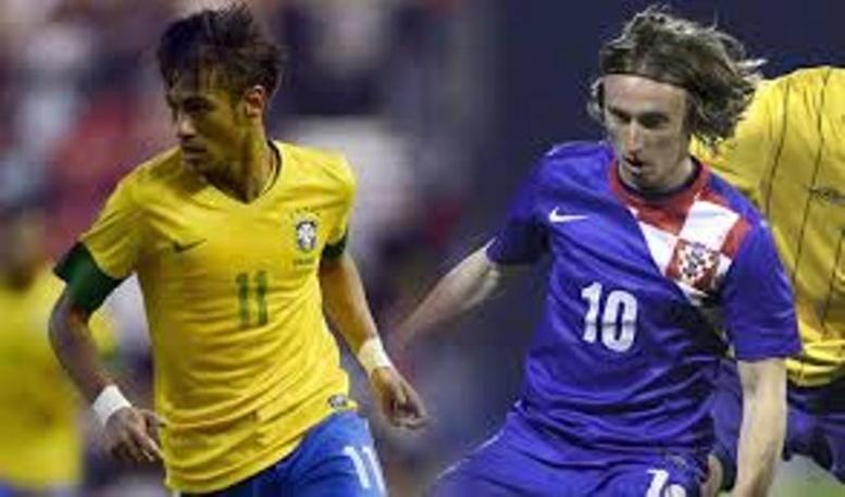 CDM 2014 : Brésil- Croatie pour ouvrir le bal