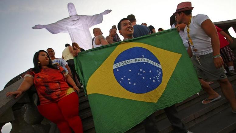 Coupe du monde: l'industrie brésilienne du tourisme se frotte les mains