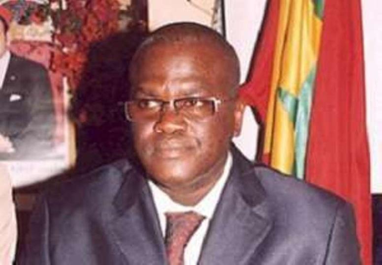 Libre hier après 3 ans de prison, Modibo Diop dans tous ses états